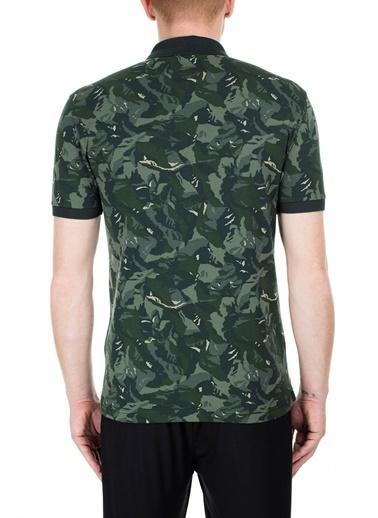 Lacoste  Slim Fit Polo T Shirt Erkek Polo Ph0061 61H Haki
